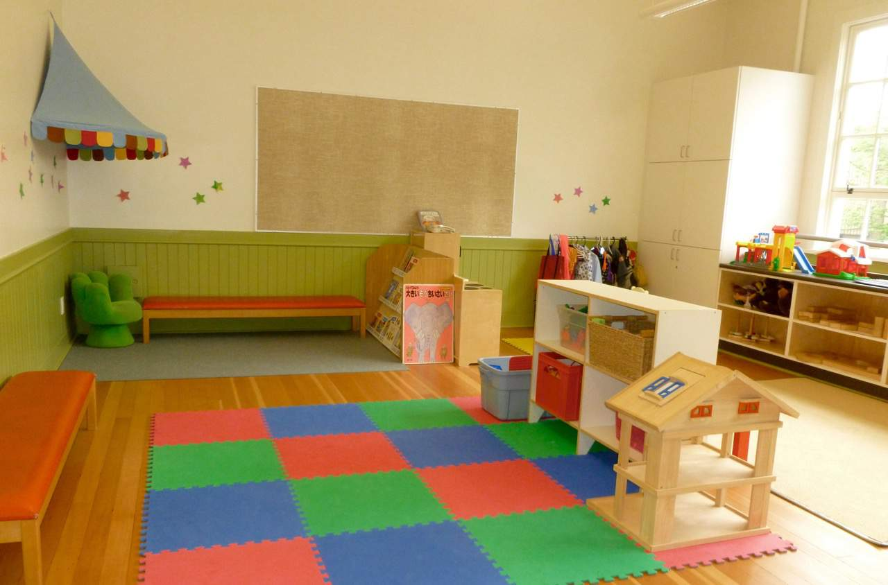 Preschool Playroom ・ 日本語環境幼稚園教室