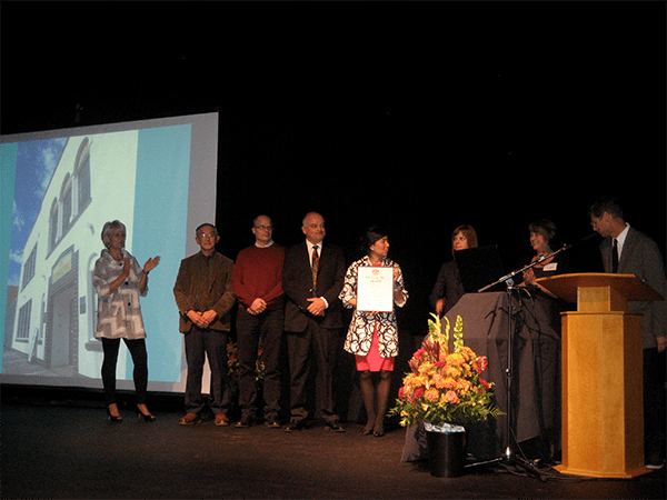 BC Heritage Outstanding Achievement Award