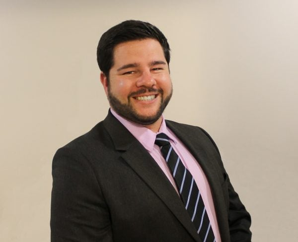 Photo of Darius Maze, VJLS-JH's Executive Director.
